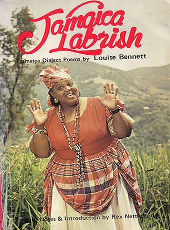 Jamaican poets - Dialect poems by Louise Bennett