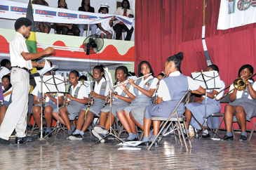 montego bay high school music