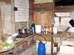 Jamaican kitchen