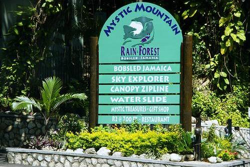Mystic Mountain Jamaica - Activities