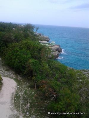 Negril Lighthouse - A View From The Top