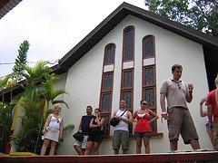 The Chapel at at nine miles