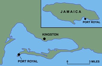 port_royal_jamaica_map_showing_kingston