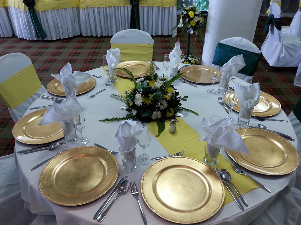 Wedding Reception in Jamaica