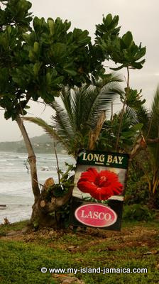 Long Bay, Portland, Jamaica