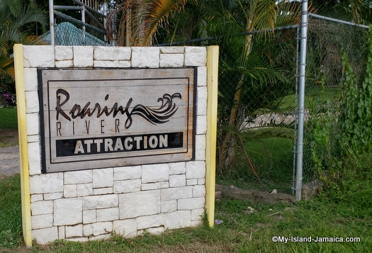 roaring river attraction