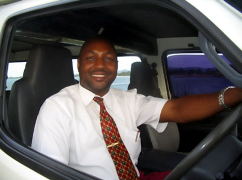 Best Jamaica Island Tours Driver - Rocky Of Rocky's Tours And Taxi Service