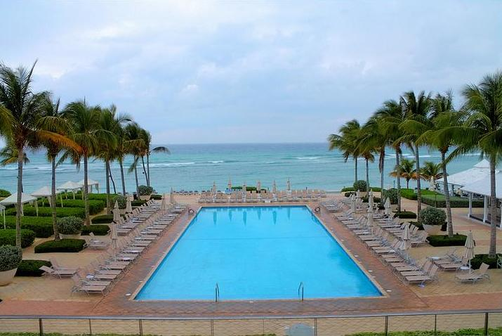 Hilton Rose Hall resort jamaica - The Pool