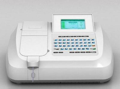 Semi-auot Biochemistry analyzer