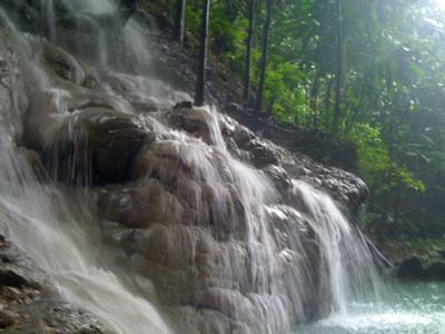 Sommerset Falls, Jamaica