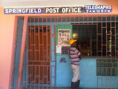 Springfield Post Office