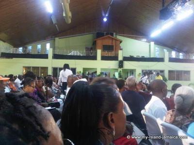 St. James Parish Forum 2012