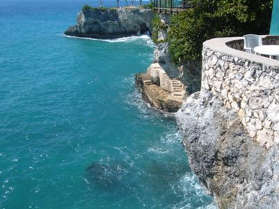 This is a shot from LTU West End Negril