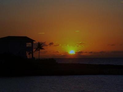 Sunset in Paradise Jamaica