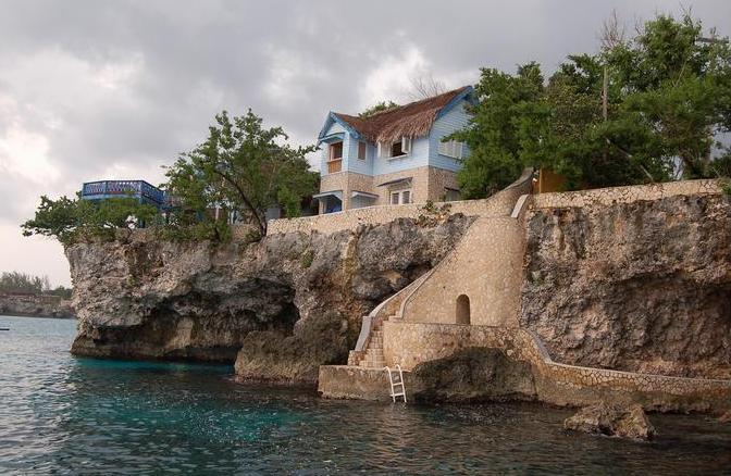 caves negril jamaica resort
