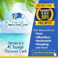Jamaica Travel Saver Discount Card