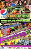 Westmoreland Curry Festival Flyer