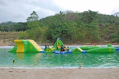 The WaterLand Attraction In Jamaica