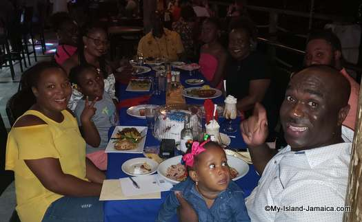 wellesley gayle with family, birthday August 29 2018