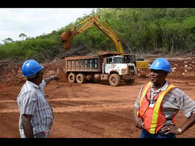 What are the uses of bauxite in Jamaica?