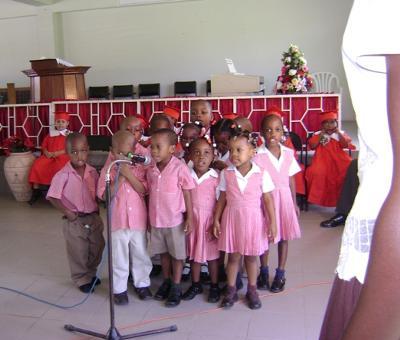 Jamaican Basic School Picture