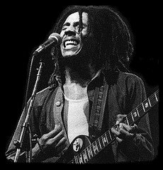 Bob Performing