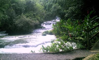 YS Falls, St Elizabeth, Jamaica