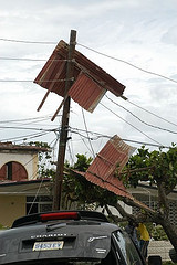 Hurricane Dean Picture zinc_sheets_on_wires.jpg